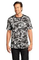 Mens Camo Perfect Weight ® Crew Tee