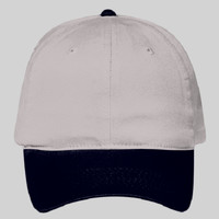 "OTTO Garment Washed Stretchable Cotton Twill ""OTTO FLEX"" Six Panel Low Profile Baseball Cap"