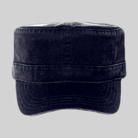OTTO Garment Washed Superior Cotton Twill Military Cap
