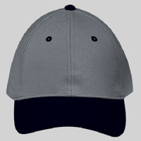 "OTTO Stretchable Wool Blend Twill ""OTTO FLEX"" Six Panel Low Profile Baseball Cap"