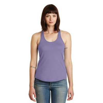 Alternative Shirttail Satin Jersey Tank Thumbnail