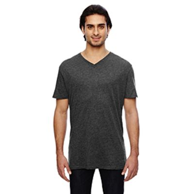 Adult Featherweight V-Neck T-Shirt Thumbnail