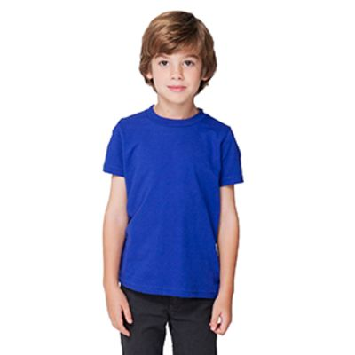 Toddler Fine Jersey Short-Sleeve T-Shirt Thumbnail