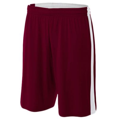Youth Reversible Moisture Management Shorts Thumbnail