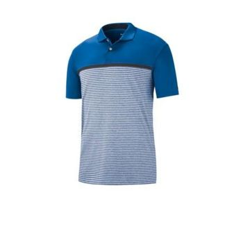 Tiger Woods Vapor Stripe Polo Thumbnail