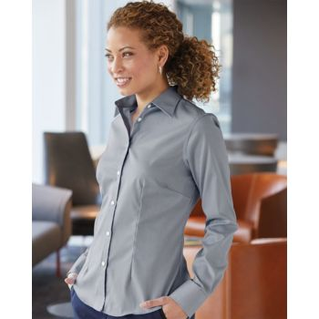 Women's Stretch Spread Collar Thumbnail