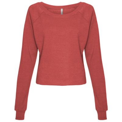 Women's Chloe Cropped Crewneck Sweatshirt Thumbnail