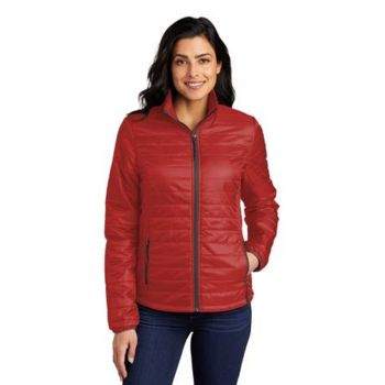 ® Ladies Packable Puffy Jacket Thumbnail