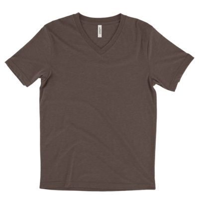 Triblend Short Sleeve V-Neck  Thumbnail