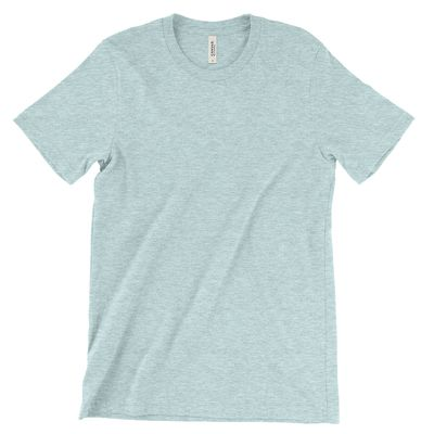 Short Sleeve Soft Cotton T-Shirt Thumbnail